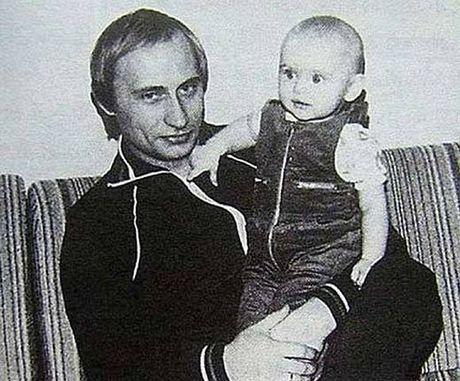 Nhung buc anh 'sieu hiem' ve Tong thong Putin vua duoc tiet lo - Anh 14
