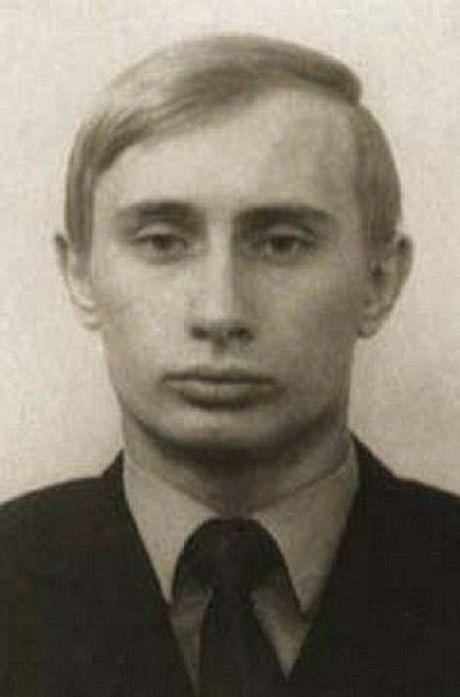 Nhung buc anh 'sieu hiem' ve Tong thong Putin vua duoc tiet lo - Anh 9