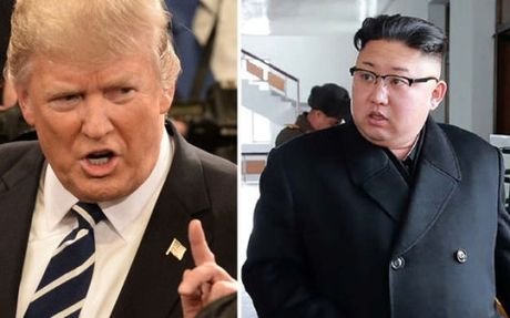 Han Quoc keu goi Tong thong Trump 'gay suc ep toi da' voi Trieu Tien - Anh 1