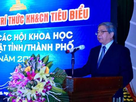 Lien Hiep hoi Viet Nam ton vinh 65 tri thuc khoa hoc - Anh 1