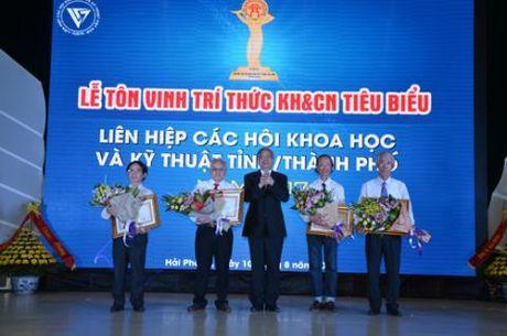 Lien Hiep hoi Viet Nam ton vinh 65 tri thuc khoa hoc - Anh 3