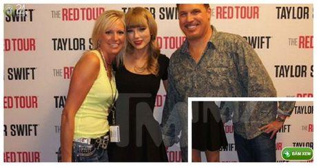 Bi Taylor Swift kien doi 1 USD vi toi sam so: DJ Mueller doi boi thuong 3 trieu USD - Anh 1