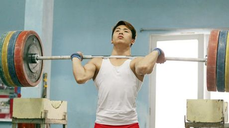 SEA Games 29: Quyet tam cua the thao CAND - Anh 1