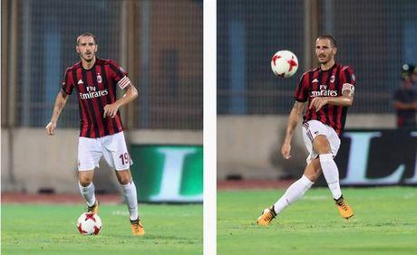 Milan 1-2 Real Betis: Doi truong Bonucci khong phai la loi giai? - Anh 1