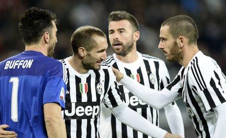 Juventus truoc mua giai moi: Rui ro tu... hang thu - Anh 2