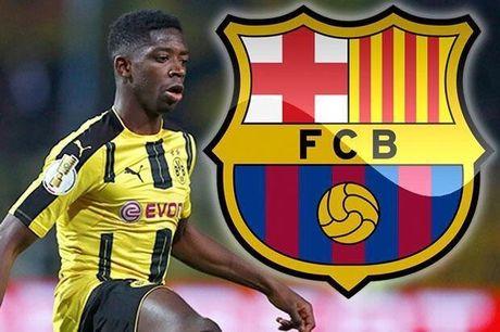 Diem tin chieu 10/08: Dembele gia 150 trieu euro, Neymar gap rac roi voi Barca - Anh 1