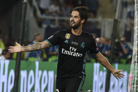 Isco sap ky hop dong khung voi Real - Anh 1