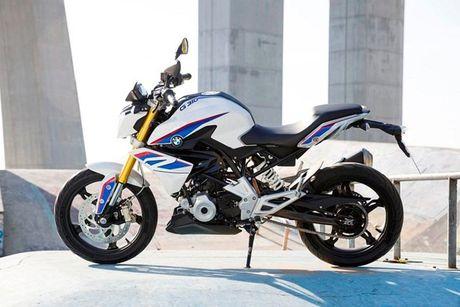 Moto BMW G310R ra mat Dong Nam A, gia 143 trieu - Anh 2