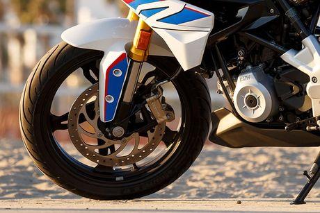 Moto BMW G310R ra mat Dong Nam A, gia 143 trieu - Anh 6