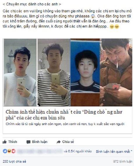 Nhin dan ong xuong sac moi biet chi em 'dung chong nhu pha' - Anh 1
