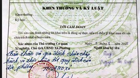 Cong chuc - luong va chat - Anh 1