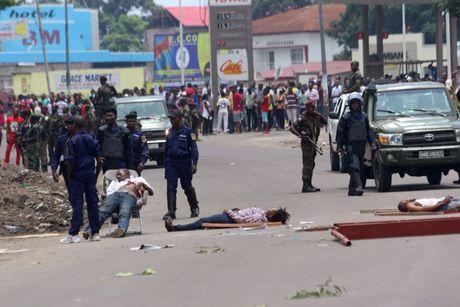 Congo: Bieu tinh chong chinh phu, hang chuc nguoi thiet mang - Anh 1