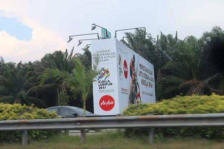 Mui SEA Games dang lan toa khap Malaysia - Anh 1