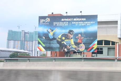 Mui SEA Games dang lan toa khap Malaysia - Anh 2