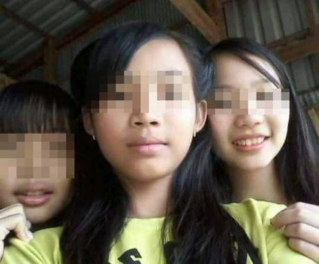 Tim thay 3 nu sinh Binh Duong bi 'mat tich' o An Giang - Anh 1