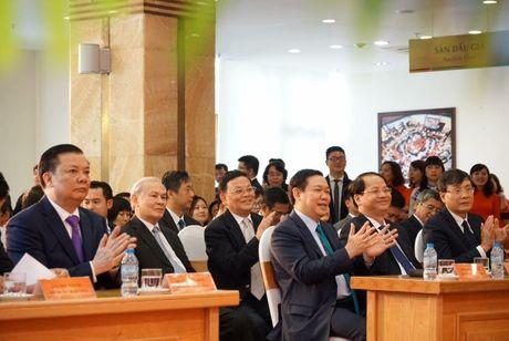 Sang nay thi truong phai sinh chinh thuc mo cua - Anh 3