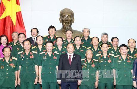 Thu tuong Nguyen Xuan Phuc tiep Hoi Truyen thong Truong Son - Anh 2