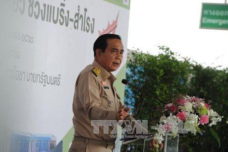 Thai Lan: Kenh truyen hinh cua phe Ao Do bi dinh chi hoat dong - Anh 1