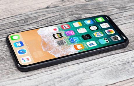 iPhone 8 co the nhan biet khi mat nhin vao man hinh - Anh 1