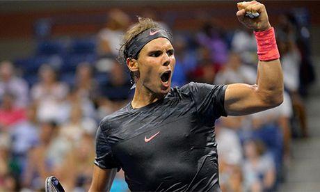 Nadal 'xu dep' doi thu ky gio, Federer de dang di tiep o Rogers Cup - Anh 1