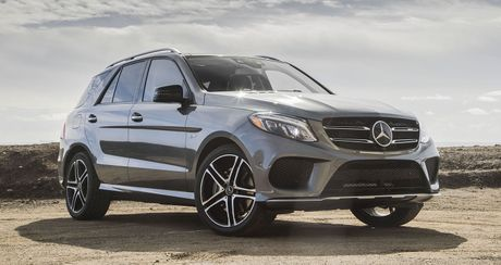 Mercedes-AMG GLE 43 2018 se manh va nhe hon, gia tu 67.750 USD - Anh 2