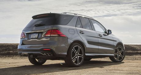 Mercedes-AMG GLE 43 2018 se manh va nhe hon, gia tu 67.750 USD - Anh 4