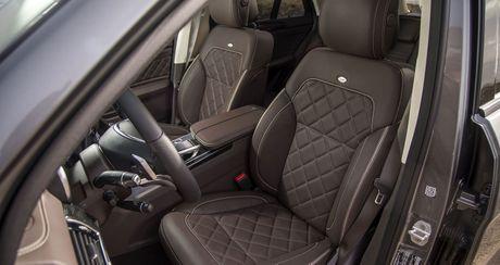 Mercedes-AMG GLE 43 2018 se manh va nhe hon, gia tu 67.750 USD - Anh 8