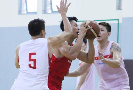 Tuyen bong ro o SEA Games: Dem diem tinh tien thuong - Anh 1