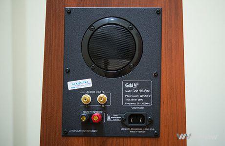 Danh gia GoldSound W360: loa cay, chuyen dung cho karaoke gia dinh - Anh 6