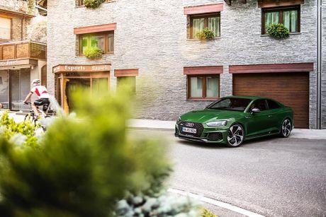 Ngam Audi RS 5 Coupe 2018 mau doc Sonomagrun Metallic - Anh 11