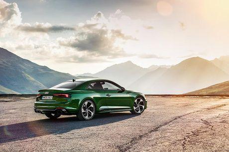 Ngam Audi RS 5 Coupe 2018 mau doc Sonomagrun Metallic - Anh 15