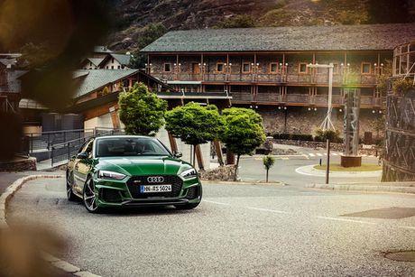Ngam Audi RS 5 Coupe 2018 mau doc Sonomagrun Metallic - Anh 7