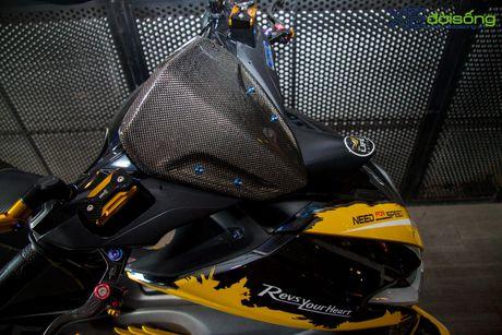 Chi tiet Yamaha NVX 155 vo dich cuoc thi 'Do NVX - Dan dau xu huong' - Anh 13