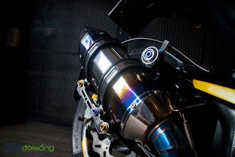 Chi tiet Yamaha NVX 155 vo dich cuoc thi 'Do NVX - Dan dau xu huong' - Anh 20