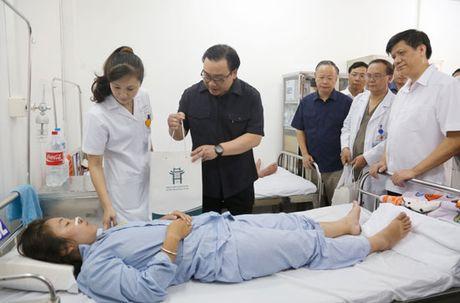 Bi thu Hoang Trung Hai: Can cac bien phap quyet liet hon de khong che dich sot xuat huyet - Anh 2