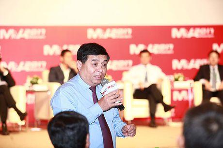 Bo truong Nguyen Chi Dung: Can mot dot cai cach moi de tao cu hich moi cho su phat trien - Anh 1