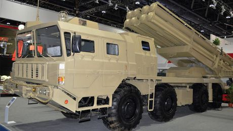 Ro tin Trung Quoc rao ban phao hang nang va radar cho Malaysia - Anh 1