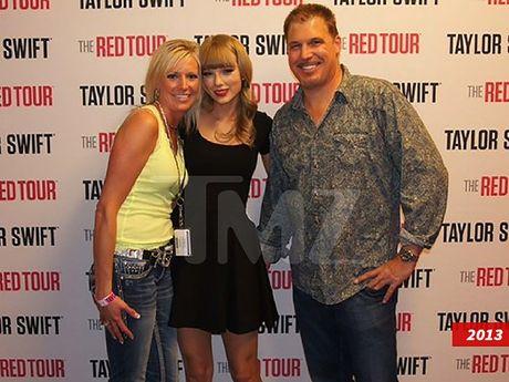 Taylor Swift chi doi boi thuong 1 USD cho vu kien hanh vi sam so - Anh 1
