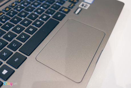 LG ra mat laptop nhe nhat the gioi tai Viet Nam - Anh 7
