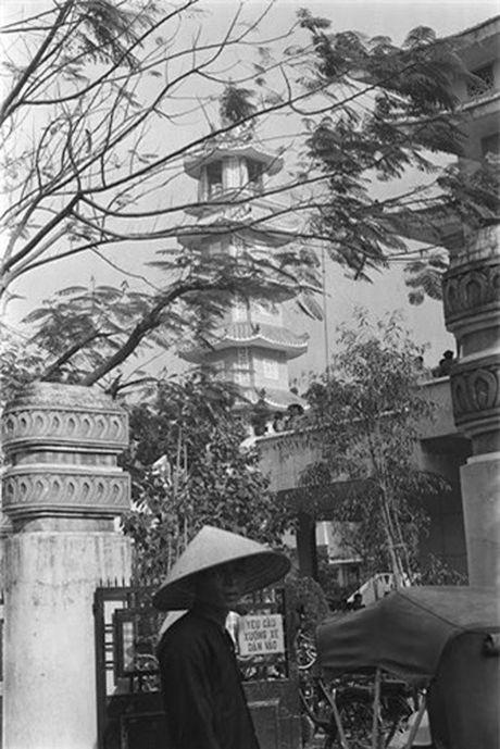 Sai Gon nam 1960 trong ong kinh nguoi Phap - Anh 8