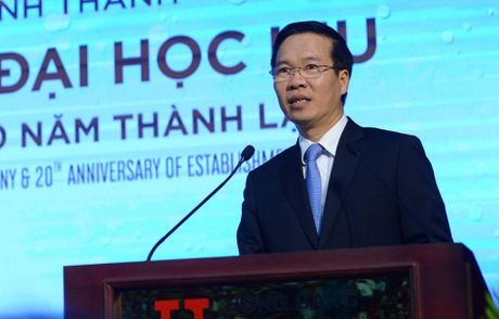 Ong Vo Van Thuong: 'Dai hoc quoc te khong chi o quoc tich giang vien, sinh vien' - Anh 1