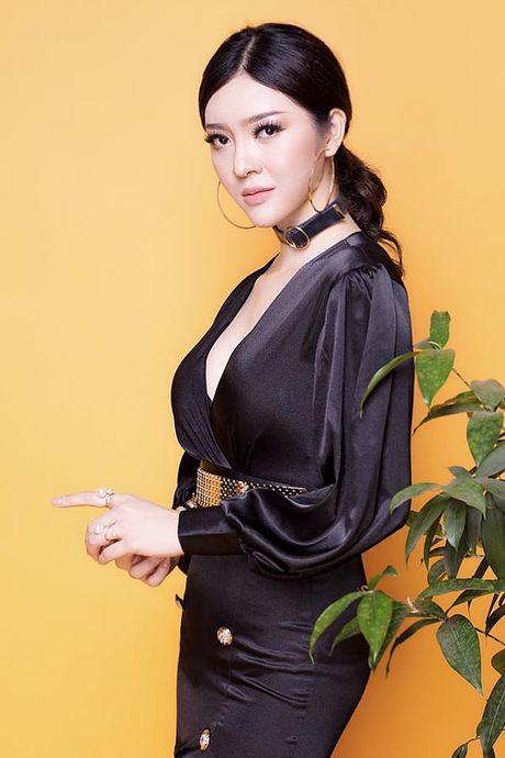 4 co gai mien Tay thi Hoa hau Hoan vu Viet Nam 2017 - Anh 2
