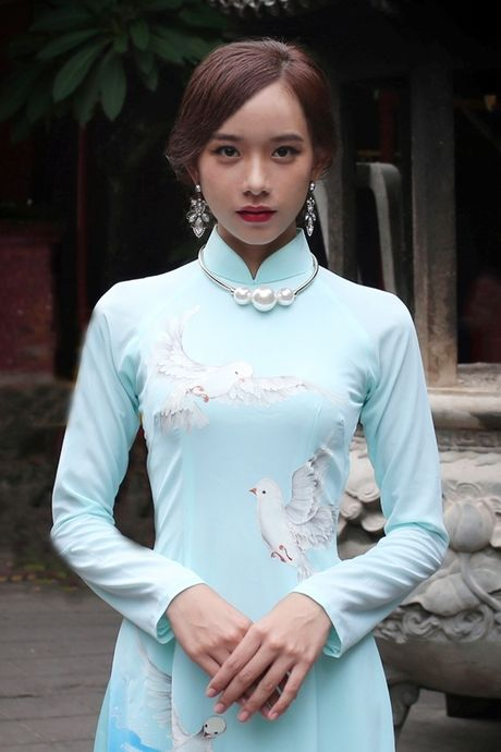 4 co gai mien Tay thi Hoa hau Hoan vu Viet Nam 2017 - Anh 7