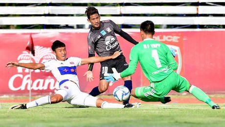 U22 Thai Lan hoa doi thu tu Hong Kong, san sang chinh phuc SEA Games 29 - Anh 1