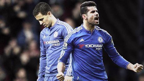 Chelsea truoc mua giai moi: Morata da kem, Conte phai cau cuu Costa? - Anh 1