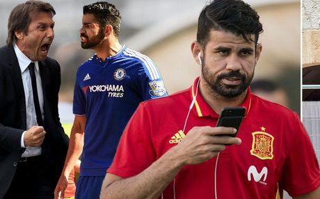 Chelsea truoc mua giai moi: Morata da kem, Conte phai cau cuu Costa? - Anh 2