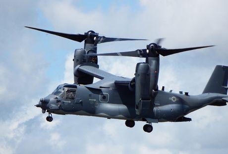 Kham pha suc manh 'chim ung bien' Boeing V-22 Osprey - Anh 10