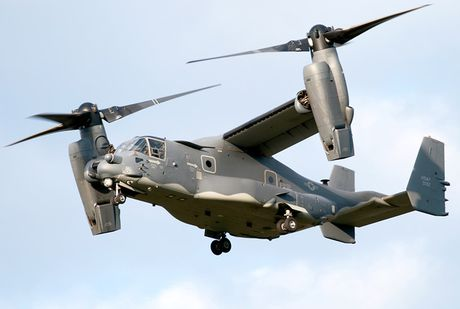 Kham pha suc manh 'chim ung bien' Boeing V-22 Osprey - Anh 11