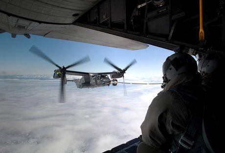 Kham pha suc manh 'chim ung bien' Boeing V-22 Osprey - Anh 14