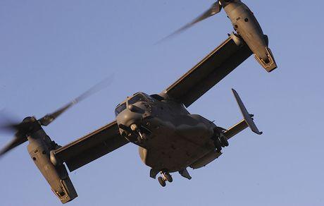 Kham pha suc manh 'chim ung bien' Boeing V-22 Osprey - Anh 2